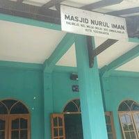 Photo taken at Masjid Nurul Iman by pambudi on 11/11/2016