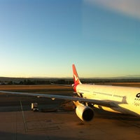 Photo taken at Adelaide Airport (ADL) by Gary C. on 3/14/2013