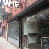 Снимок сделан в WTF Coffee Lab пользователем steve k. 11/30/2012
