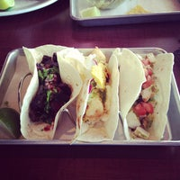 Photo taken at Red Pepper Taqueria by Alexandre d. on 5/14/2013