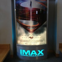 Photo taken at Wells Fargo IMAX Theatre at Marbles by Jon on 6/13/2013