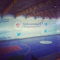 Photo taken at Universidad Bicentenaria de Aragua (UBA) by Roymer G. on 6/12/2013