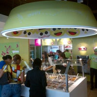 Photo taken at Sweet Frog by Sandra P. on 3/11/2013