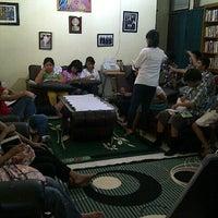 Photo taken at HKBP Bandung Ressort Bandung Riau Martadinata by v i e r a on 10/20/2013