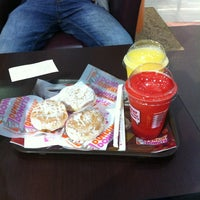 Photo taken at Dunkin Donuts by Connie on 3/20/2013