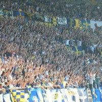 Foto scattata a Stadio Marc'Antonio Bentegodi da Riccardo il 5/14/2013