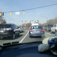 Photo taken at Whitemarsh/Walther Intersection by James W. on 3/24/2016