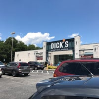 Photo taken at DICK'S Sporting Goods by James W. on 6/25/2017