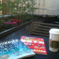 Photo taken at Starbucks by Tadashi M. on 12/9/2012