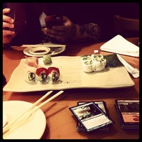 Photo taken at Kai Sushi Cafe by Andrew D. on 2/19/2014