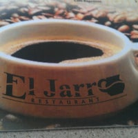 Photo taken at El Jarro by Elizabeth R. on 3/8/2013