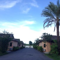 Photo taken at บ้านปานดิน รีสอร์ท by BeBirdNokk 🌸🤞🏻 on 5/31/2014