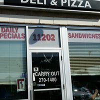 Photo taken at U-Gene's Deli And Pizza by Scott E. on 9/15/2016