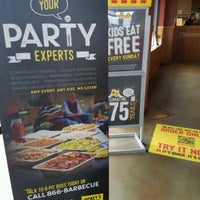 Photo taken at Dickey's Barbecue Pit by Scott E. on 4/25/2017