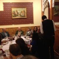 Photo taken at Sevilla Restaurant by Indy on 2/23/2013