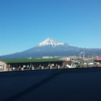 Photo taken at 富士山ビューポイント by よはいむ ☕. on 1/19/2014