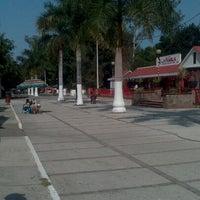 Photo taken at Parque de La Loma by Vladimir S. on 10/27/2012