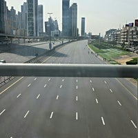 Photo taken at Sheikh Mohammed Bin Zayed Rd by Hussain A. on 2/8/2014