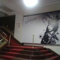 Photo taken at Teatro Dulcina by Chiara S. on 6/30/2013