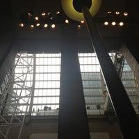 Photo taken at Sony Public Plaza by Seth E. on 3/20/2013