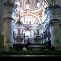 Foto tomada en Catedral Basílica de la Asunción de María Santísima por Rafael Jacobo H. el 4/4/2013