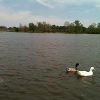 Photo taken at Lafreniere Park by P M. on 4/2/2013