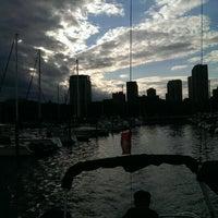 Photo taken at McKinley Marina Center Docks by Aaron R. on 8/13/2013