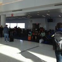 Photo taken at Gate 20 by Alan G. on 3/17/2013