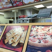 Photo taken at Papa John's Pizza by Alan G. on 9/22/2013