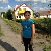 Photo taken at Пирожкова Хатинка by Юрий Ш. on 6/10/2013