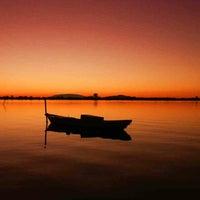 Photo taken at Costa Longa Island by Costas K. on 8/1/2014