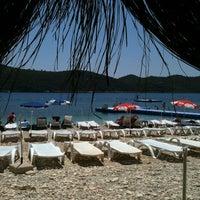 7/29/2013 tarihinde Çağrı K.ziyaretçi tarafından Akçagerme Beach'de çekilen fotoğraf