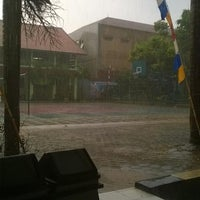 Photo taken at SMK Negeri 11 Bandung by Maulana S. on 8/28/2014