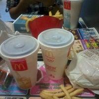 Photo taken at MacDonald(kakde mall) by Raksha K. on 1/12/2013