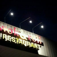 Photo taken at Wok & Roll by Emilie T. on 11/26/2012