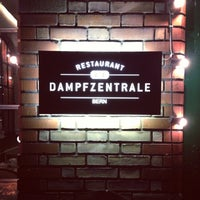Photo taken at Restaurant Dampfzentrale by moodwood on 2/19/2013