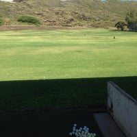 Photo taken at Hawaii Kai Golf Course by sum080 on 7/25/2014