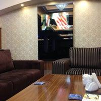 Photo taken at Erbil Mercury Hotel by Umit on 2/11/2013