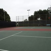 Photo taken at Mar Vista Park Tennis Courts by Cameron W. on 2/7/2013