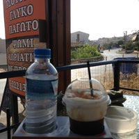 Photo taken at Φούρνος Γιαννάκος by Argiris T. on 8/15/2013