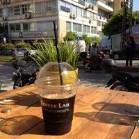 Photo taken at Coffee Lab - 1st Espresso Bar by Argiris T. on 4/24/2013