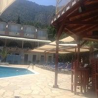 6/30/2013 tarihinde Öykü Ç.ziyaretçi tarafından Hotel Mavi Deniz'de çekilen fotoğraf