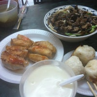 Photo taken at Kai Feng Fu Dumpling House by samantha s. on 9/15/2012