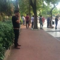 Photo taken at Gençlik Parkı Yürüyüş Parkuru by Aydın's🇹🇷 on 10/15/2018