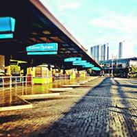 Photo taken at TriNoMa Transport Terminal by Christian F. on 3/27/2013