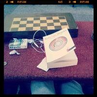 Photo taken at Sedir Cafe by Burak A. on 9/19/2012
