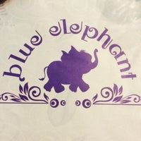 Photo taken at Blue Elephant by Walter J. on 4/14/2015