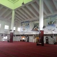 Photo taken at Masjid Agung Medan by Guntur B. on 5/20/2017