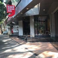 Photo taken at Cafe Coffee Day by Pratik G. on 10/29/2017