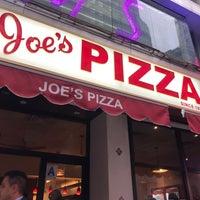 4/27/2018にPratik G.がJoe's Pizzaで撮った写真